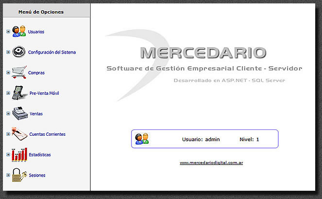 Software de Gestion Web